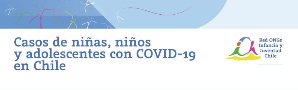 1622 NNA HAN SIDO HOSPITALIZADOS POR COVID19 EN CHILE